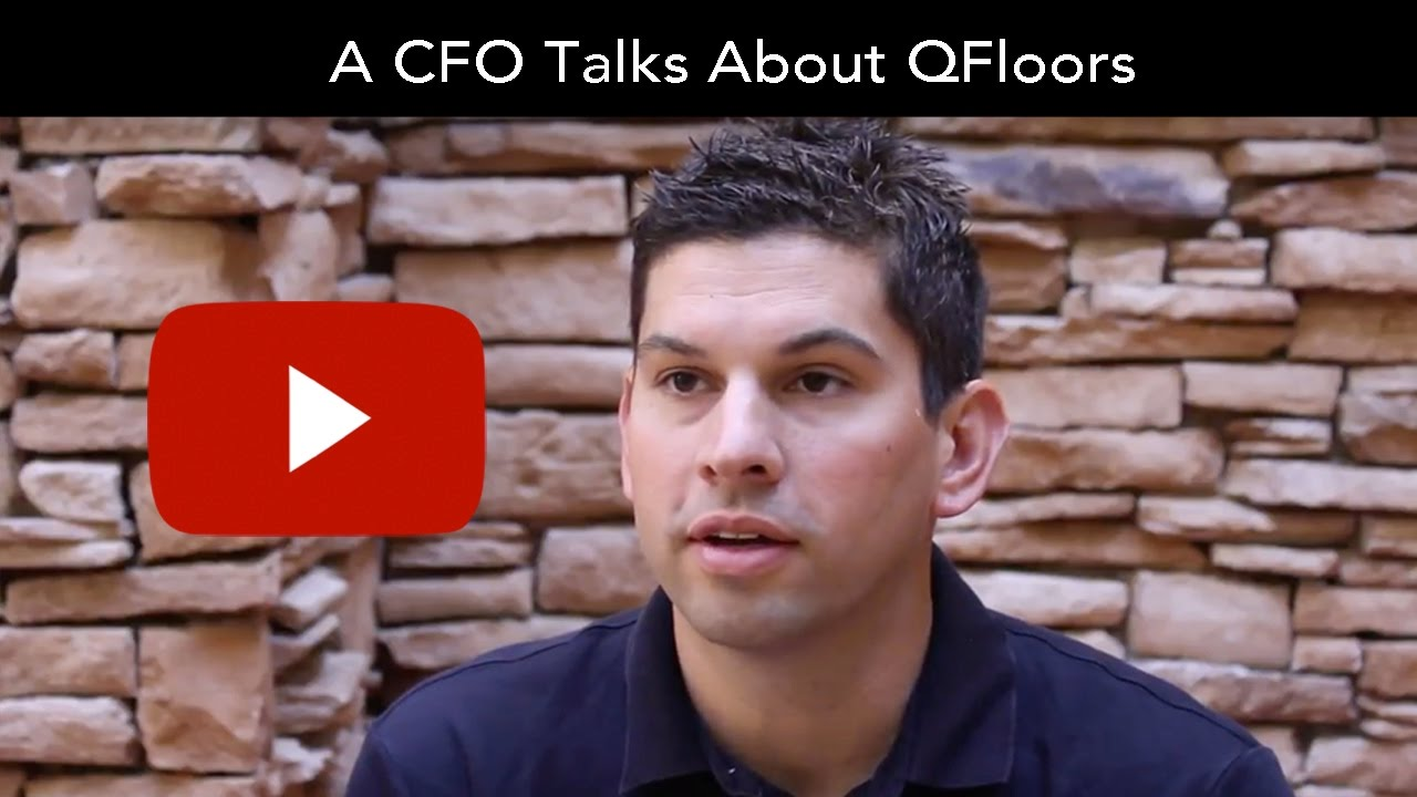 A cfo talks about qfloors youtube for Qfloors