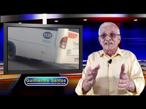 Caos no transporte da orla de Camaçari-Bahia