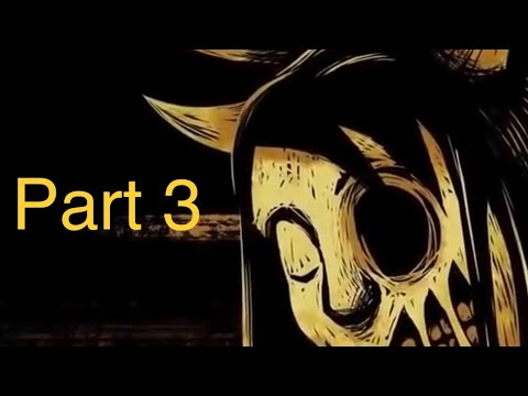 Bendy And The Ink Machine Chapter 3!!