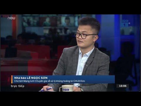 """VTC1_Chuyên gia Lê Ngọc Sơn: """"Các khủng hoảng tương lai gần liên quan đến Đất và Nước"""""""