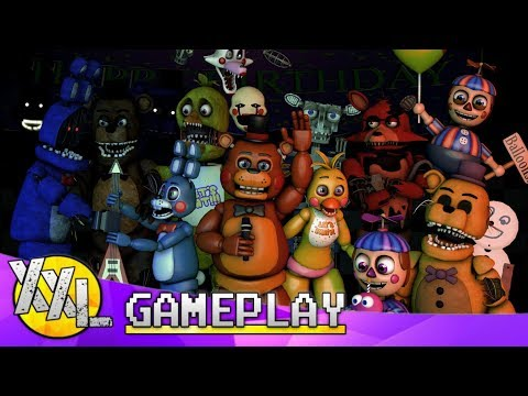 Five Nights at Freddy's - XXLGAMEPLAY thumbnail