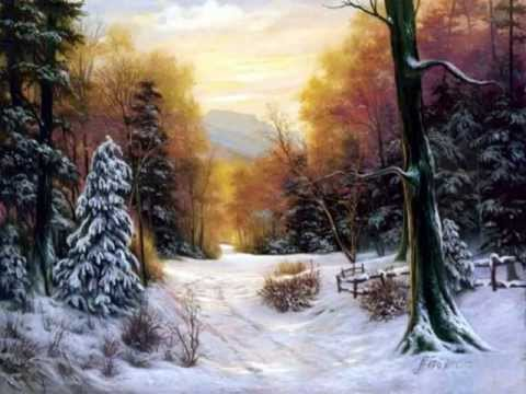 Snow is falling - Chris de Burgh