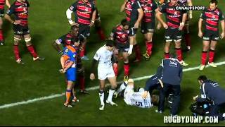 Tries in France 2011 2012 day 13 Montpellier - Toulouse