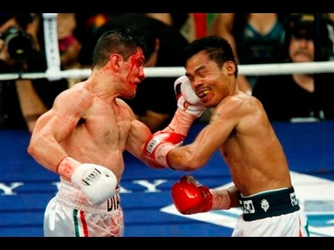Manny Pacquiao vs David Diaz / Мэнни Пакьяо - Дэвид Диас