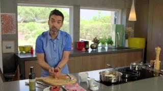 Episódio 78 - Porco - Costeleta de Porco com arroz de funcho e chouriço - 6/8