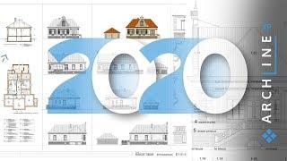 Tervezés és dokumentálás az ARCHLine.XP 2020-ban WEBINAR
