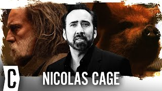 Nicolas Cage on Pig and The Unbearable Weight of Massive Talent