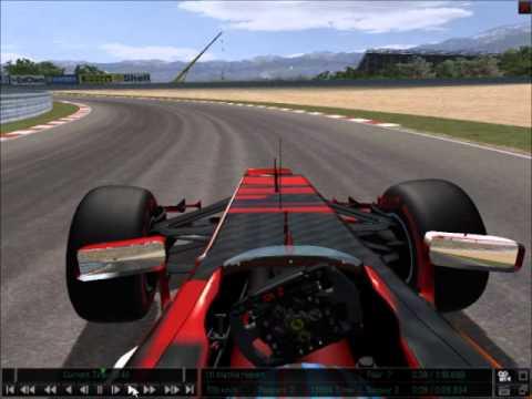 rfactor mods f1 2013