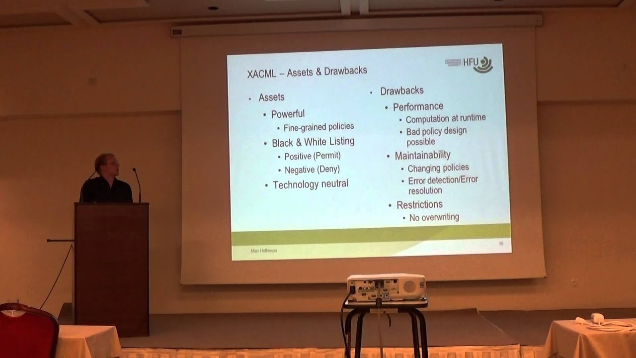 """""""An Attribute Based Access Control Model for RESTful Services"""", Marc  Hüffmeyer"""