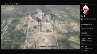 Battlefield 1 war time livestream