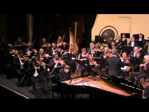 Eldar Nebolsin plays Prokofiev 2nd piano concerto 3rd movement