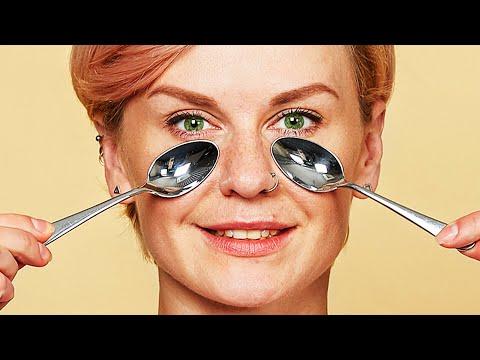 Как избавиться от мешков и темных кругов под глазами
