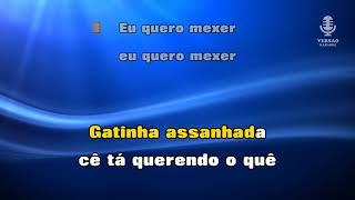 ♫ Demo - Karaoke - GATINHA ASSANHADA - Gusttavo Lima
