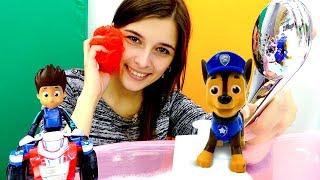 ToyClub шоу - Щенячий патруль - приключения игрушек.