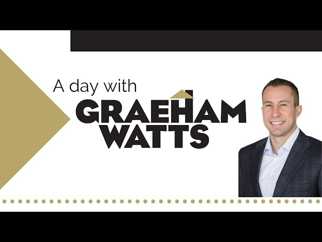 A Day with Graeham Watts