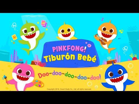 [App Tráiler] Pinkfong Tiburón Bebé para Google Play