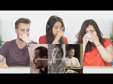 Foreigners React to Sad Thai Commercial EP.2 | Treasure Every Opportunity Thai Life Insurance