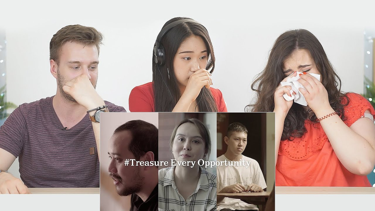 Foreigners React To Sad Thai Commercial Ep 2 Treasure Every Opportunity Thai Life Insurance