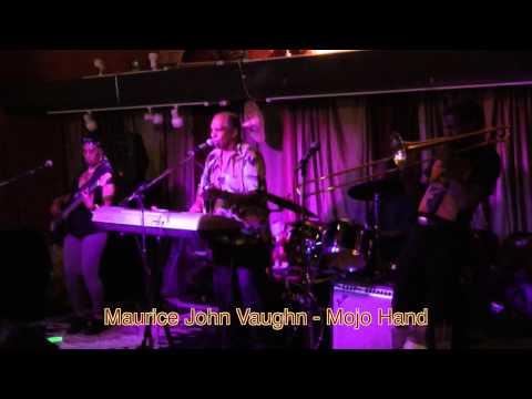 Maurice John Vaughn - Mojo Hand