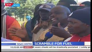 Petrol stations in Eldoret town run out of fuel | KTN News Centre