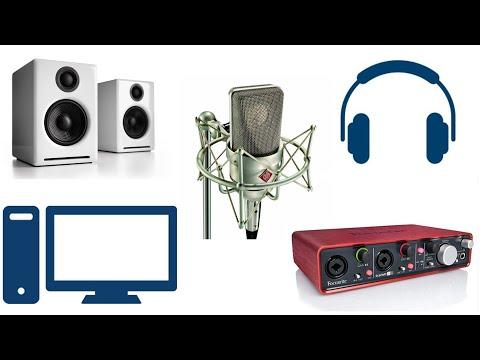 Les 5 pièces d'équipement essentielles pour la MAO - LaMachineAMixer.com