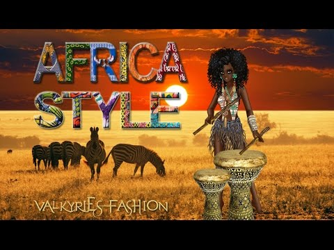 Africa Style (Valkyries Fashion)