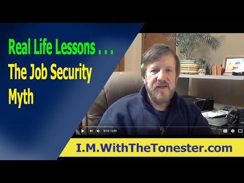 the-job-security-myth