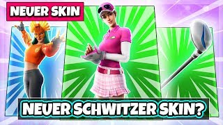 THE NEW SCHWITZER SKIN??? New Skin BIRDIE 🏌️ ♀️ | Fortnite New Shop Today 14.04