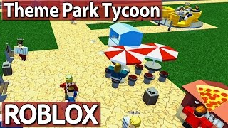HAMMERGEIL ► THEME PARK TYCOON 2 #1   ROBLOX