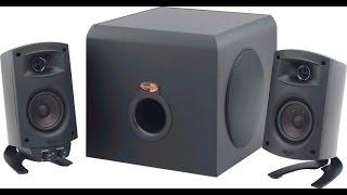 Klipsch Promedia 2 1 Speaker System Update