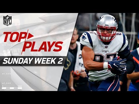 Top Plays of Sunday Week 2 | NFL Highlights