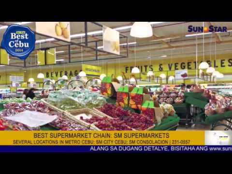 Best Supermarket Chain: SM Supermarkets