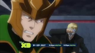 Marvel: Disk Wars Avengers English Dub Preview