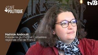 Café Politique n°48 – Mathilde Androuët, Présidente du FN78 et Conseillère régionale d'Île-de-France
