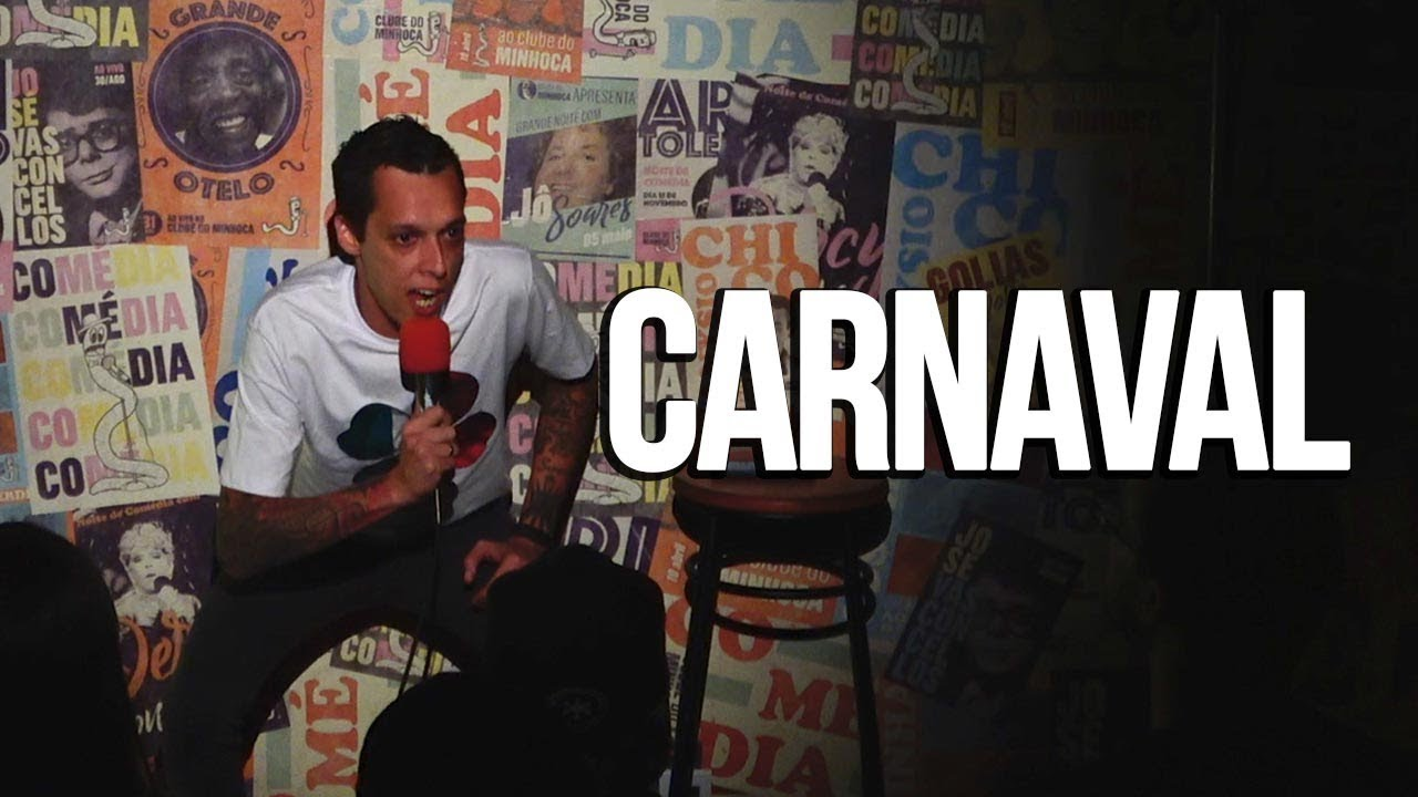 CARNAVAL - NIL AGRA - STAND UP COMEDY