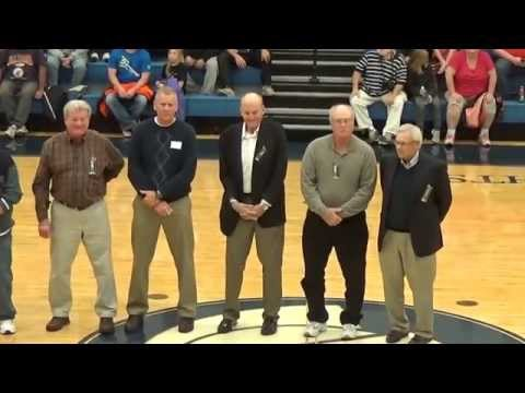 Olney Central College Gym Floor Dedication 11-21-2015