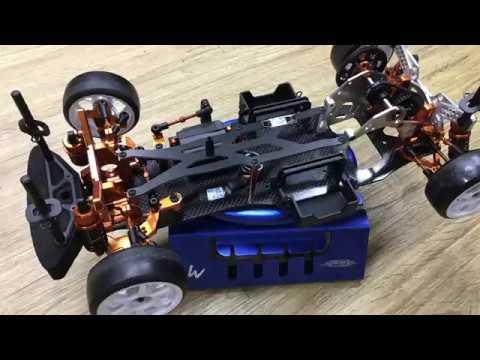 Yr 1 10 Full Option Rc Drift Car Kit Spt2 D Sneak Peek Youtube