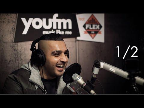 KURDO über Hessen, Block-Probleme, Autotune im Rap & Franck Ribéry | YOU FM feat. FleX FM (Part 1)
