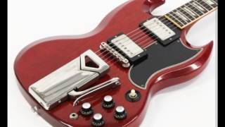 5 things you may not know about the Gibson SG aka Solid Guitar