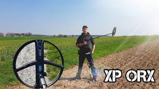 [SONDELN - Ackermanns Jubelschreie nach den Top Funden!!]  XP ORX - X35 - Metalldetektor