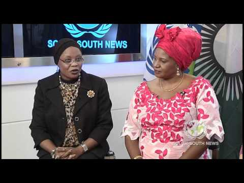 Round Table with First Lady of Malawi