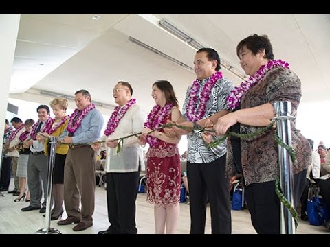 VIDEO - The GRMC Grand Opening Ceremony