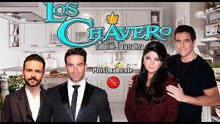 Telenovela Los Chavero nueva producción de José Alberto Castro con Victoria Ruffo
