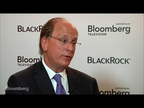 Larry Fink: We All Have to Be Worried About China's Debt
