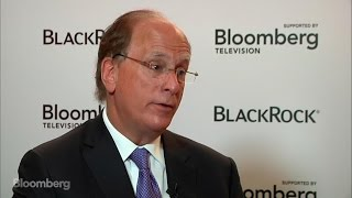 Larry Fink: We All Have to Be Worried About China