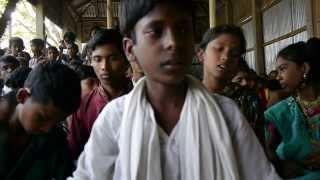 baul, or marfati, song by Bangladeshi boy