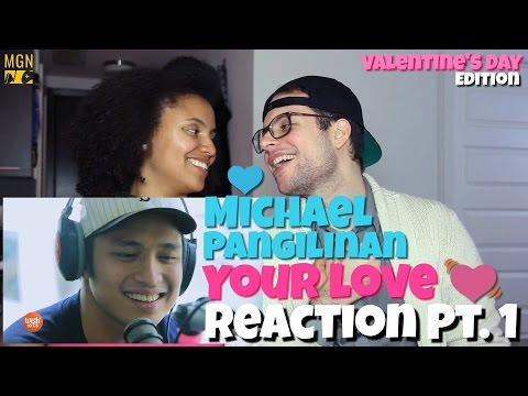 Michael Pangilinan - Your Love (Dolce Amore OST) Reaction Pt.1