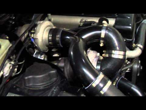 WTFauto GT28RS twin turbo kit for 2JZ