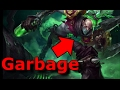 Singed is Garbage, and Let Me Explain Why