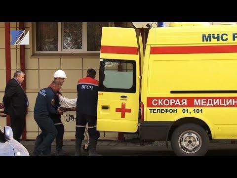 Пострадавших горняков перевезли в Новокузнецк и Ленинск-Кузнецкий